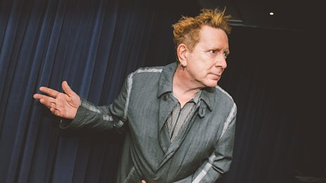 "John Lydon: ""Butter did me wonders but I can't be rubbing it under my arms forever"""