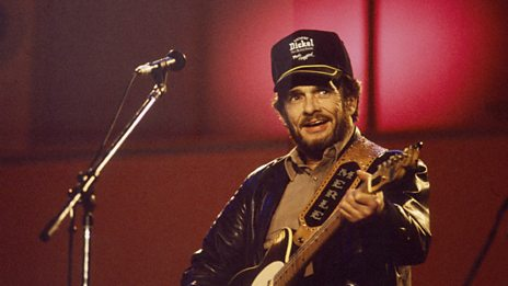 Merle Haggard's first ever BBC interview, 1976