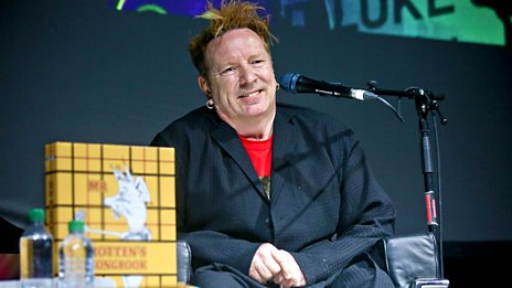 """I miss Sid like mad, but daft as a brush that boy!"" – John Lydon at the 6 Music Festival"