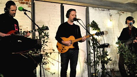 British Sea Power live in session for Steve Lamacq