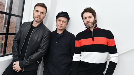 Which member of Take That is keeping chocolate in their 2017 tour diet?