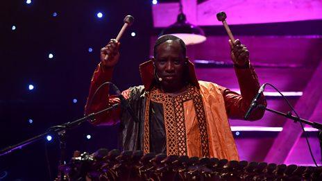 Afro Celt Sound System - Honey Bee / Cascade (Radio 2 Folk Awards)
