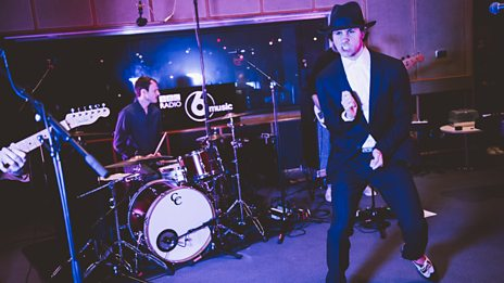 Maximo Park live in session from Maida Vale #10LONGyearsofkeaveny