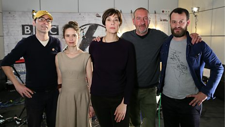Laetitia Sadier Source Ensemble live in session
