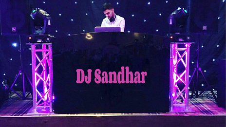 Friday Night Residency: DJ Sandhar