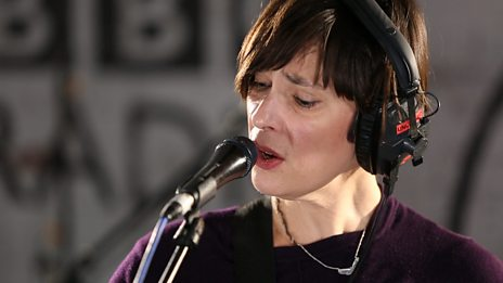 Watch Laetitia Sadier Source Ensemble perform their latest single in the 6 Music Live Room