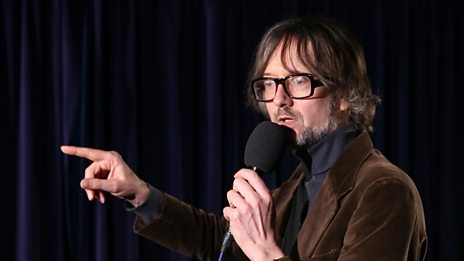 Watch Jarvis Cocker and Chilly Gonzales perform a special tune for Iggy Pop on his Birthday