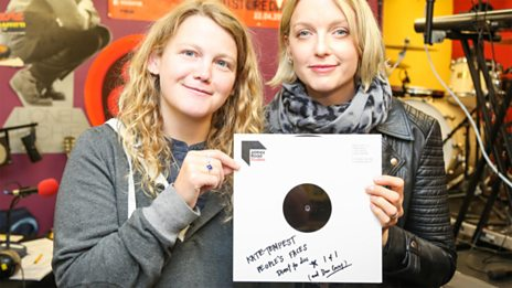 """I got lost on the way to the sweet shop"" - Record Store Day ambassador Kate Tempest on working in record shops"