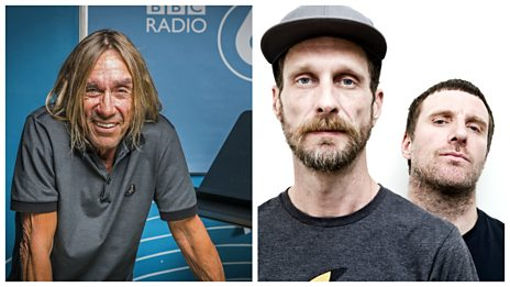 Sleaford Mods surprise Iggy Pop with a Birthday message!