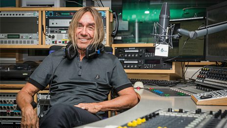 Iggy Pop: 'Who Am I? I Am Nothing'
