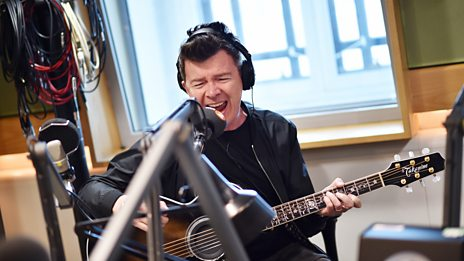 Rick Astley: Saturday Session