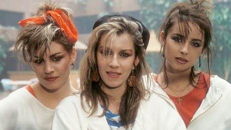 The time Bananarama actually kept Robert De Niro waiting...