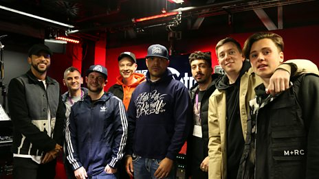 Friction and Friends Team Takeover