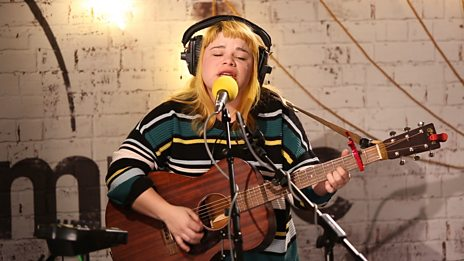 Watch Samantha Crain live in session for Marc Riley