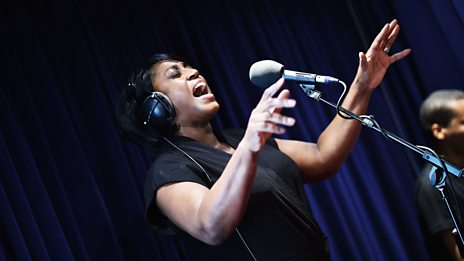 Mica Paris sings Ella Fitzgerald's Imagine My Frustration