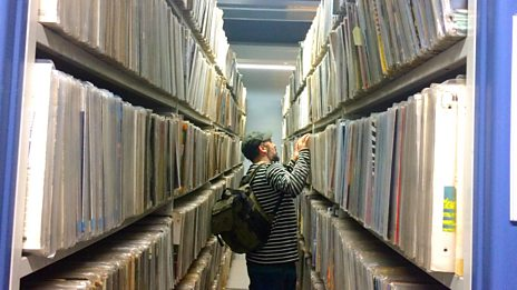 Just how deep do the BBC's Vinyl Archives go?