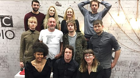 Whyte Horses in session for Marc Riley