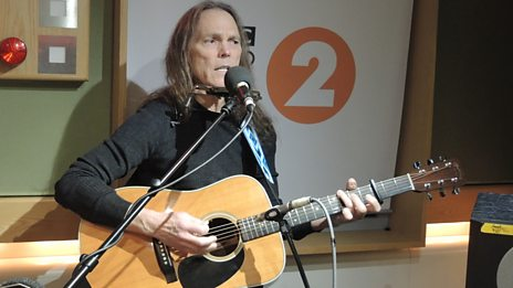 "Poco and Eagles vocalist Timothy B. Schmit performs a beautiful version of ""Keep on Trying"""