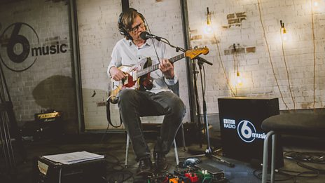 "Watch Thurston Moore play the first song he ever wrote, ""I Don't Have To Mow The Lawn No More""."