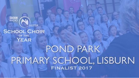 Meet The Finalists 2017: Pond Park Primary School, Lisburn
