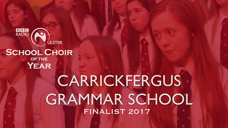 Meet The Finalists 2017: Carrickfergus Grammar School