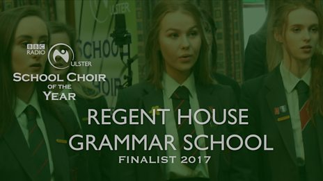 Meet The Finalists 2017: Regent House Grammar School
