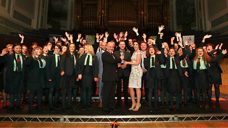 Senior Winners 2017: Regent House Grammar