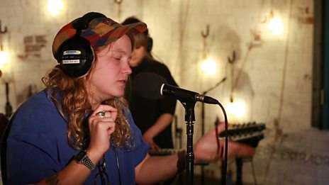 Watch Kate Tempest perform a track from Let Them Eat Chaos