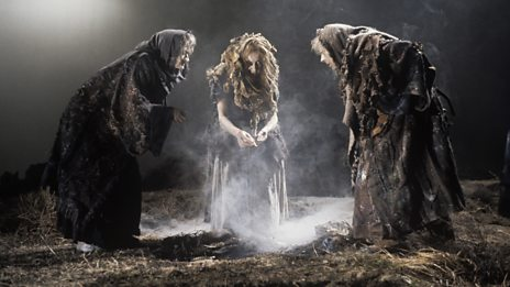Hector Berlioz creates a nightmare vista of witches, ghouls and spectres in Symphonie Fantastique