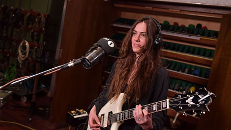 Emma Ruth Rundle featuring Jaye Jayle in session at Maida Vale