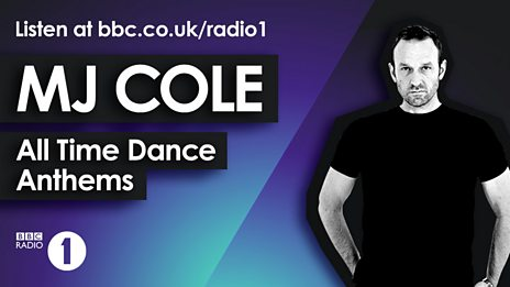 All Time Dance Anthems: MJ Cole