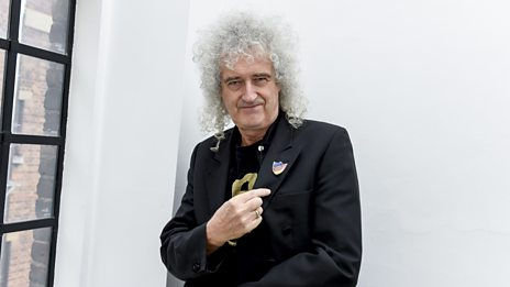 Brian May: 'I took 3D Queen selfies in 1969!'