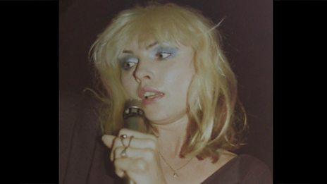 Blondie's 1st European Gig