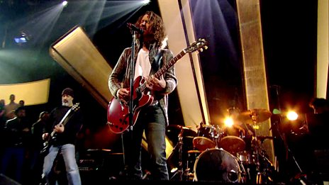 Soundgarden - Rusty Cage (Later Archive 2012)