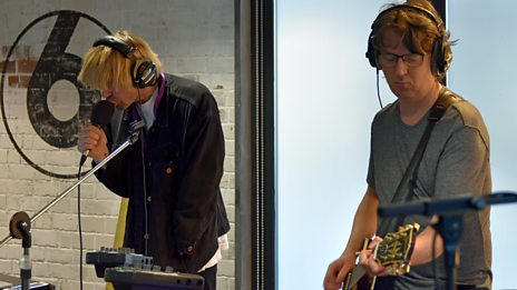 The Charlatans Live in Session