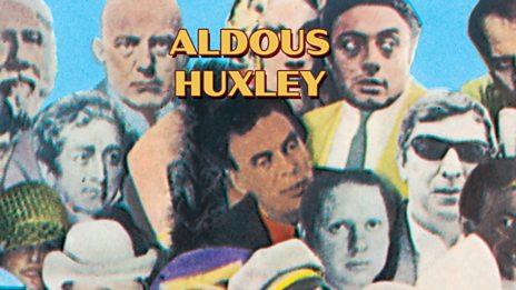 Sgt. Pepper - Meet the Band: Aldous Huxley