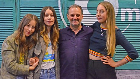 Haim's original family band