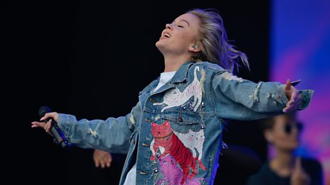 BBC Radio 1's Big Weekend - Zara Larsson