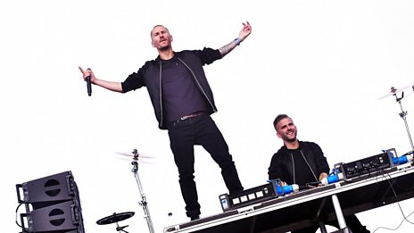 BBC Radio 1's Big Weekend - Galantis