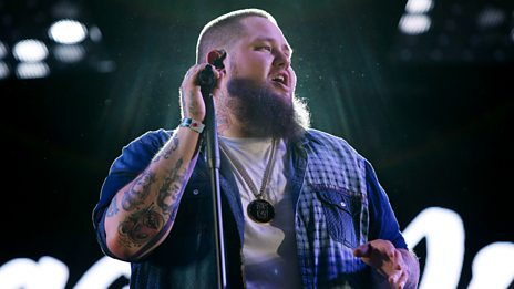 BBC Radio 1's Big Weekend - Rag'N'Bone Man
