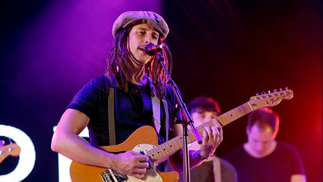 BBC Radio 1's Big Weekend - JP Cooper