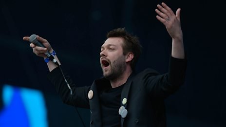 BBC Radio 1's Big Weekend - Kasabian