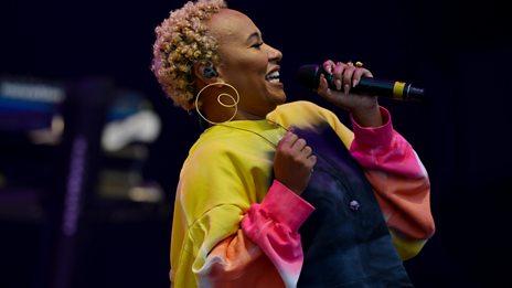 BBC Radio 1's Big Weekend - Emeli Sandé