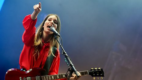 BBC Radio 1's Big Weekend - HAIM