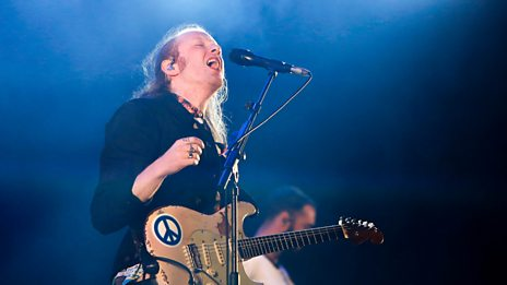BBC Radio 1's Big Weekend - Two Door Cinema Club