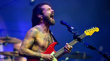 Biffy Clyro - Wolves Of Winter (Radio 1's Big Weekend 2017)