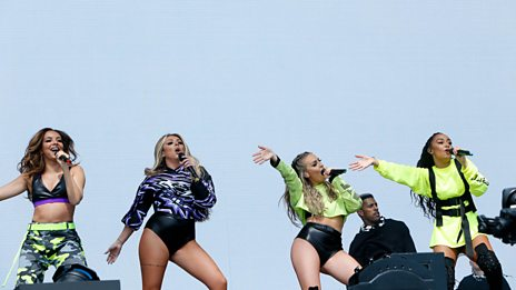 BBC Radio 1's Big Weekend - Little Mix