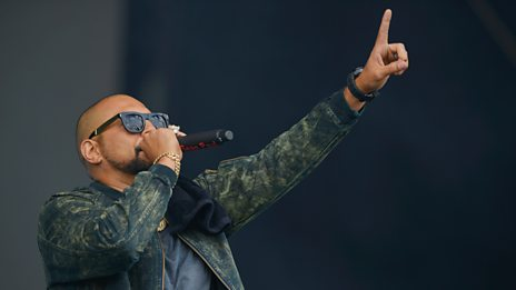 Sean Paul - Body (Radio 1's Big Weekend 2017)