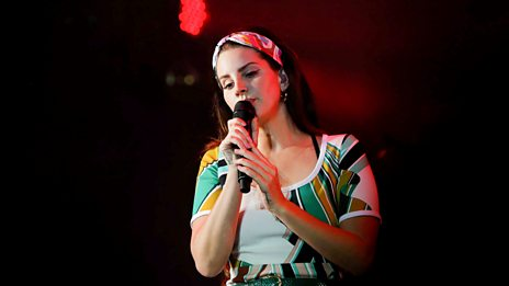 BBC Radio 1's Big Weekend - Lana Del Rey