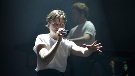 BBC Radio 1's Big Weekend - Christine & The Queens